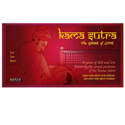 Kama Sutra Card Game ..Games