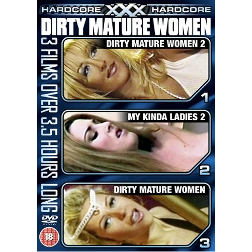 Dirty Mature Women, DVD. Our Price: £12.99