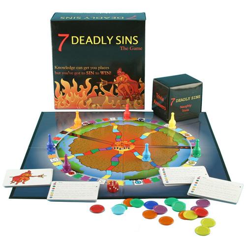 7 deadly sins game ebay philippines